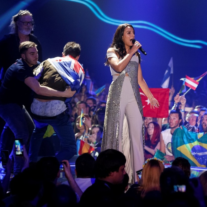 Винуватець має понести відповідальність: в оргкомітеті Євробачення-2017 прокоментували конфуз із голими сідницями Седюка