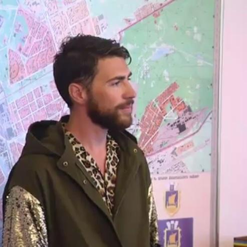 Седюк пояснив, чому оголився на сцені Євробачення