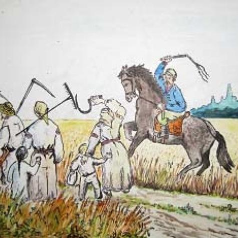 169 років тому на Галичині скасували панщину