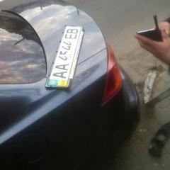 Активіст: Син екс-нардепа влаштував п'яне ДТП в Івано-Франківську