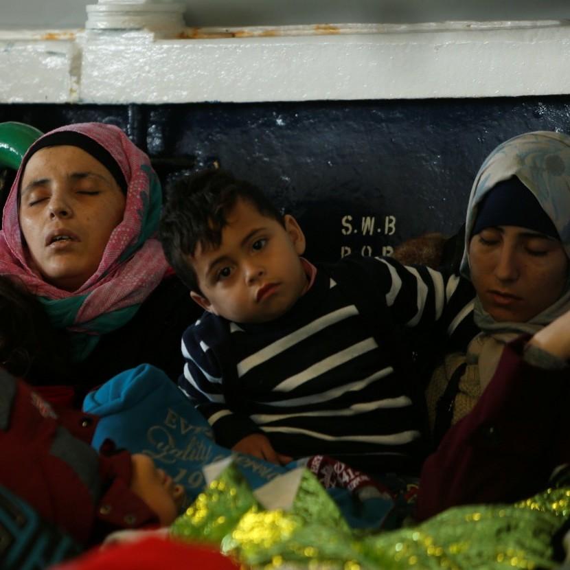 Єврокомісія закликає Польщу, Угорщину та Австрію виконувати зобов'язання щодо прихистку біженців