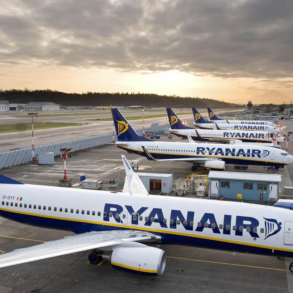 Лоукостер Ryanair почне польоти зі Львова до Меммінгена у вересні