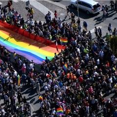 ЄС закликає Україну забезпечити безпечне проведення маршу ЛГБТ в Києві 18 червня