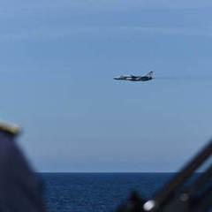 Російські СУ-24 пролетіли біля голландського фрегата