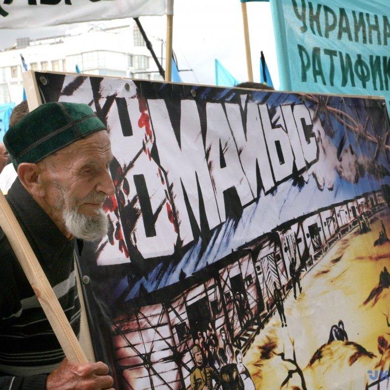 По всій Україні 18 травня о 12:00 відбудеться хвилина мовчання
