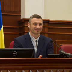 Віталій Кличко подякував усім за підготовку і проведення «Євробачення» та запросив на відкриття велотреку