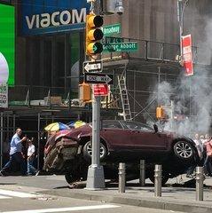 Наїзд на натовп у Нью-Йорку: водій стверджує, що демони змусили його вбивати, - ЗМІ