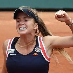 Відома українська тенісистка феєрично пробилася до півфіналу турніру у Римі