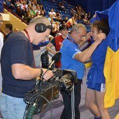 Українка завоювала золото у перший день чемпіонату Європи із самбо в Мінську