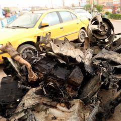 35 осіб загинули внаслідок подвійного вибуху в Іраку