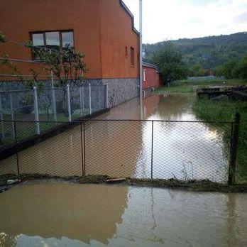 На Закарпатті через зливи підтоплено майже 100 домогосподарств