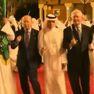 Трамп і Тіллерсон у Саудівській Аравії станцювали танець із шаблями ( Відео)