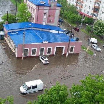 Львів затопило після шаленої зливи!
