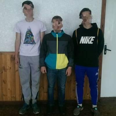 Київські хлопці проникли на ЧАЕС із метою екстремального туризму.