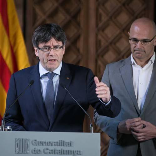 Влада Каталонії оголосить про незалежність, якщо Мадрид не дозволить провести референдум