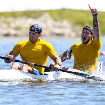 Українці здобули 11 нагород на І етапі Кубка світу з веслування на байдарках і каное