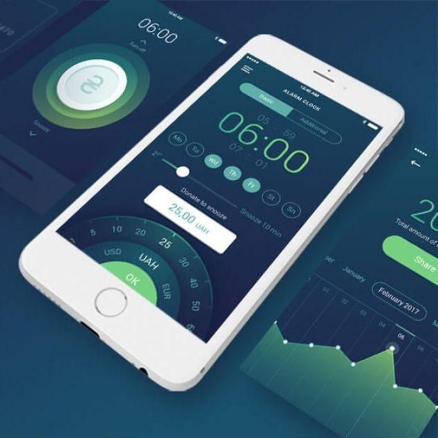 Волонтери створили мобільний додаток, який перераховує кошти військовим за 5 «зайвих» хвилин вашого сна
