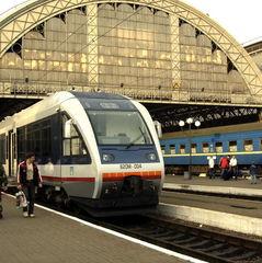 З 1 серпня Укрзалізниця планує відправити в перший рейс поїзд Львів – Краків
