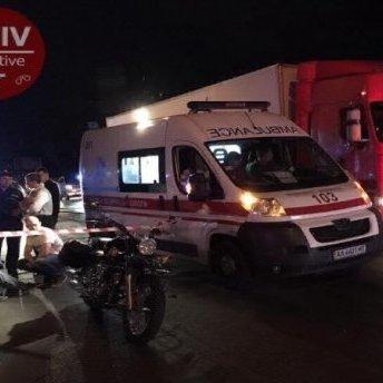 У Києві з двох автомобілів розстріляли мотоцикліста