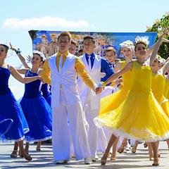 25-28 травня на Софійській площі триватимуть «Чотири дні танцю, музики та квітів»