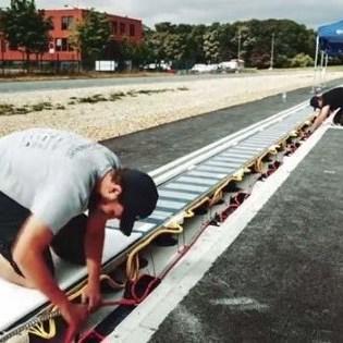 У Франції тестують дорогу з безпровідною зарядкою для електрокарів
