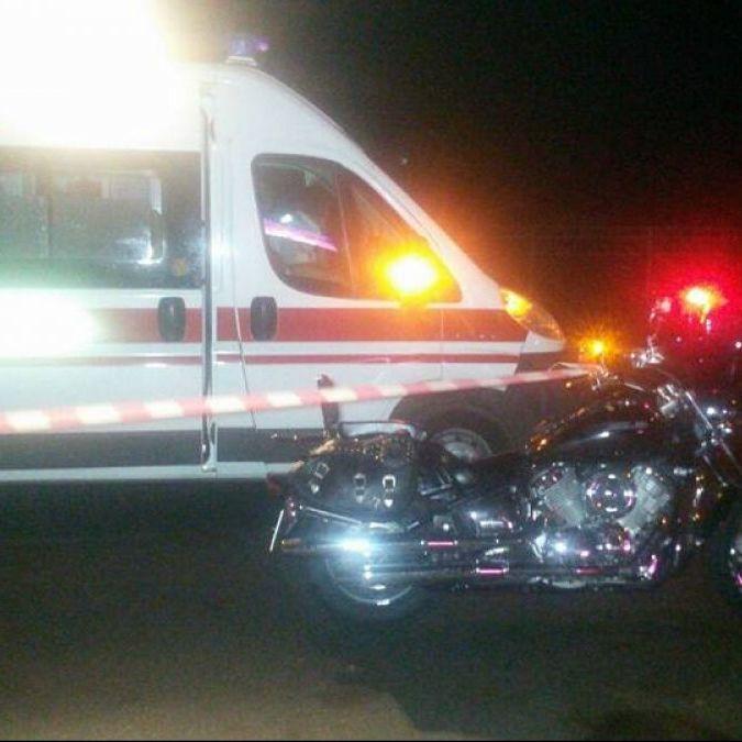 Підозрюваний у розстрілі мотоцикліста прийшов до поліції