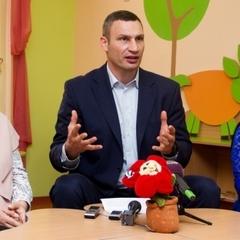 Віталій Кличко: «Ми відкриваємо новий сучасний дитсадок на Осокорках і загалом плануємо цього року створити 660 місць у закладах Дарницького району» (відео)
