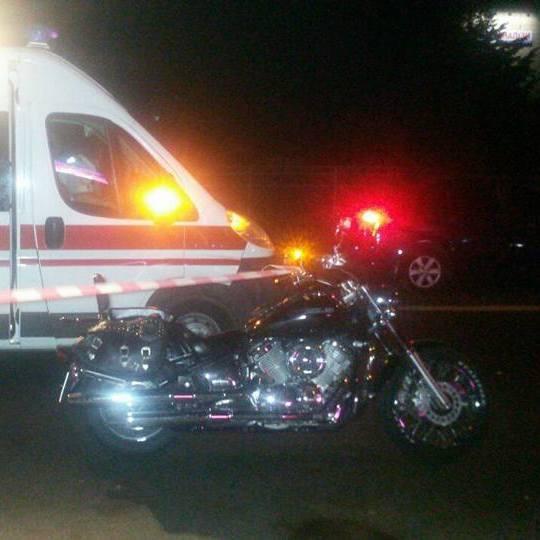 Підозрюваний у розстрілі мотоцикліста на київській трасі прийшов із зізнанням у поліцію (відео)