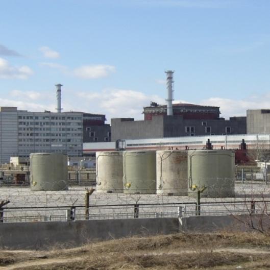 На Запорізькій АЕС відключили один із енергоблоків