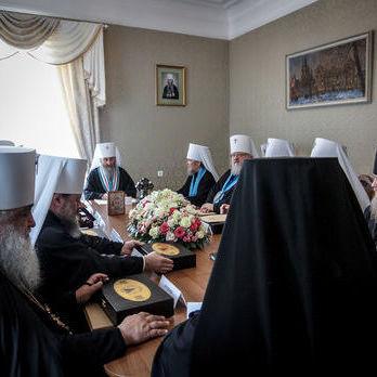 УПЦ Московського патріархату закликала Верховну Раду не приймати законопроекти про релігійні організації