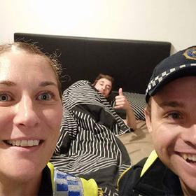 Після вечірки австралієць виявив себе на зробленому поліцією селфі (фото)