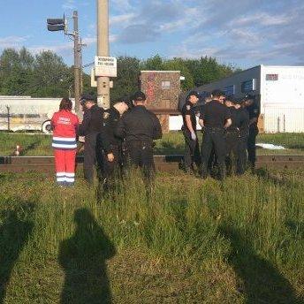 У Луцьку жінку на смерть збив потяг (фото)