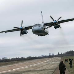 У Росії при посадці загорівся військовий літак, є загиблий