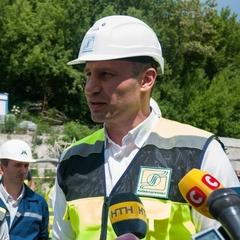 Віталій Кличко: «У вересні ми запустимо другу нитку київського колектора»