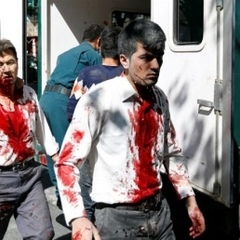 Теракт у дипломатичному кварталі Кабула: є загиблі, понад 50 поранених (фото)