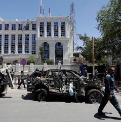 Під час вибуху в Кабулі убитий охоронець посольства Німеччини, співробітники посольства отримали поранення