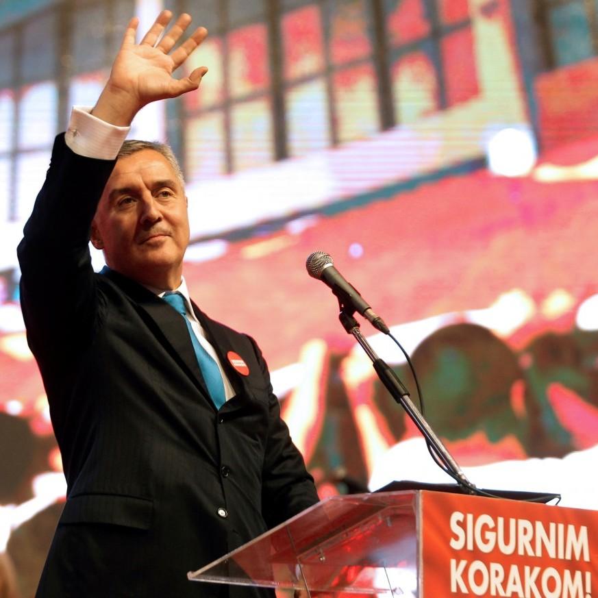Росія заборонила в'їзд прем'єру Чорногорії і 70 чиновникам