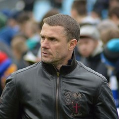 Сергій Ребров офіційно покидає Київське «Динамо» (відео)