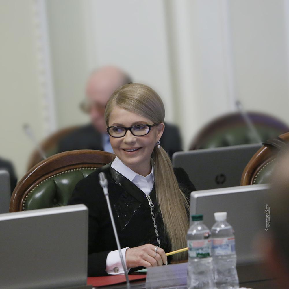 Тимошенко попросила вибачення у Герасимова