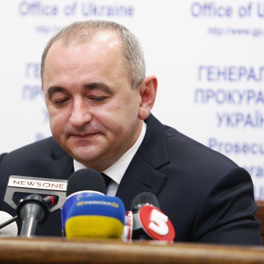 Матіос розповів про роль Насірова в спецоперації з екс-податківцями Януковича