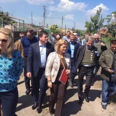 Вісім населених пунктів Донеччини вже не відновити - Геращенко