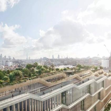 Грандіозний розмах: як виглядатиме нова штаб-квартира Google (фото)