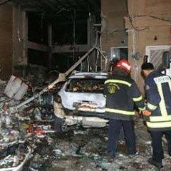 В торговому центрі Ірану прогримів вибух