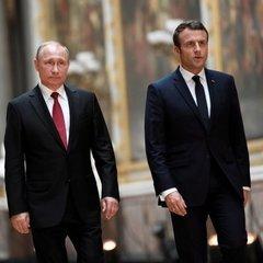 Очікував побачити маленького хлопчика: у Росії розповіли, як провалився план Путіна щодо Макрона