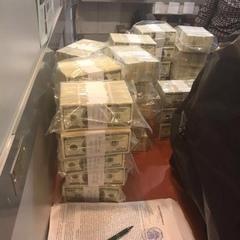 На хабарі в $ 5 мільйонів затримано тимчасового адміністратора банку (фото)
