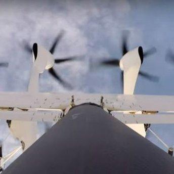 В Google протестували літаючу електростанцію (відео)