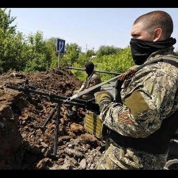 Слава Україні, покидьки! - боєць АТО подзвонив в прямий ефір радіо Донецька (відео)