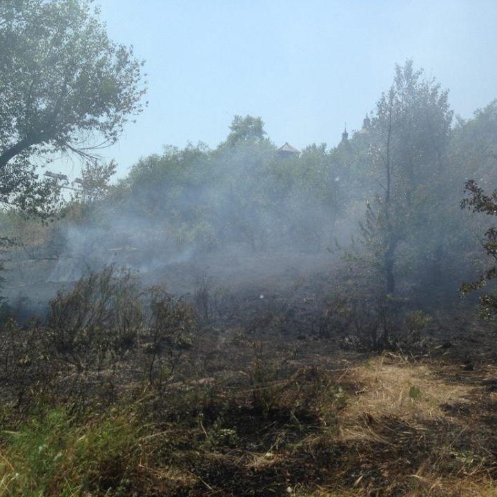 На острові Хортиця хотіли спалити Запорізьку Січ (фото)