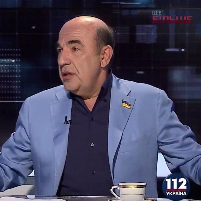 Вадим Рабинович: Досить довіряти країну тим, хто 25 років її грабує