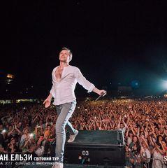 Через втрату голосу на концерті у Полтаві Вакарчук повернеться в місто із безкоштовним концертом